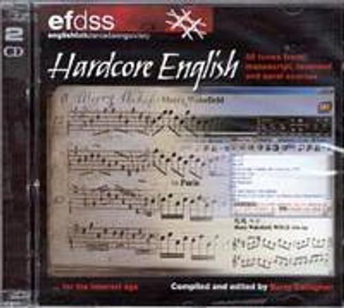 Hardcore English CD