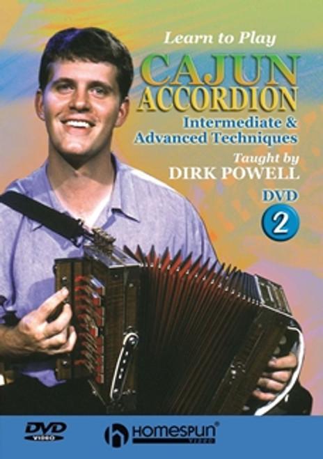 Learn to Play Cajun Accordion Vol 2