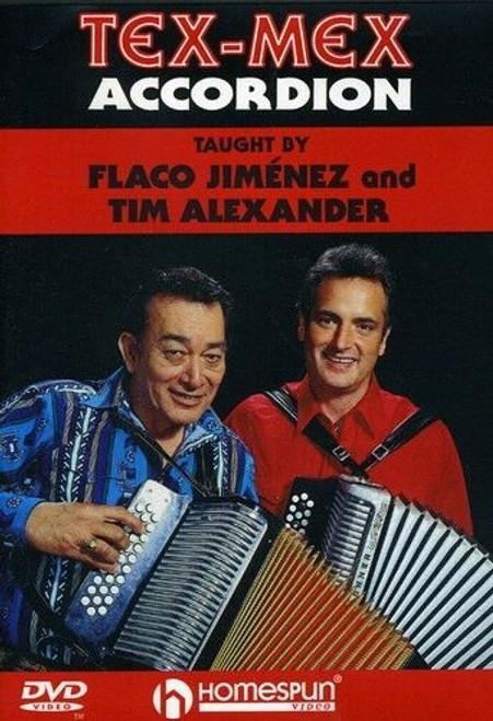 Tex Mex Accordion DVD