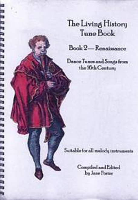 Living  History Tune Book 3  Renaiscance