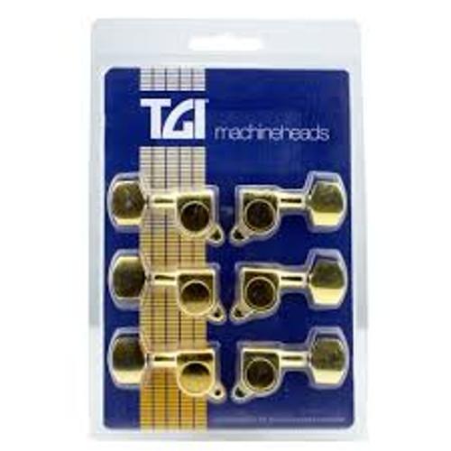 TGI Electric gold