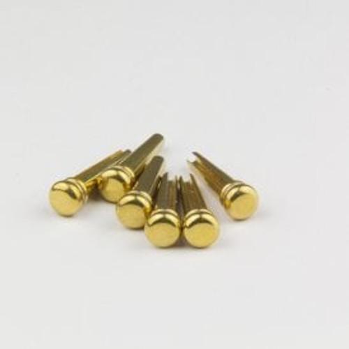 Plain Brass Pins
