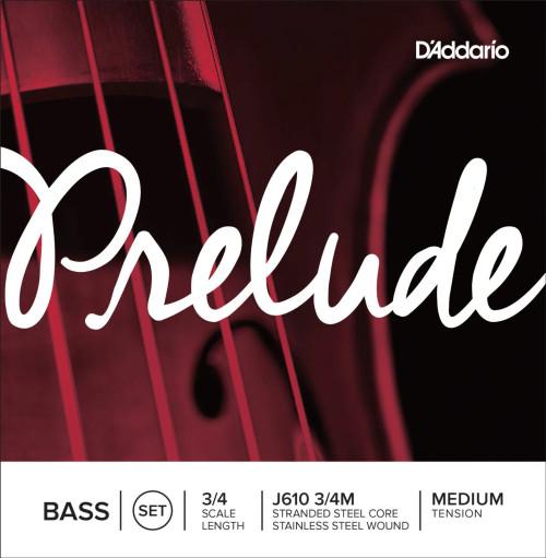 Prelude D bass set