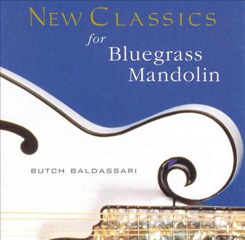 New Classics for Bluegrass Mandolin