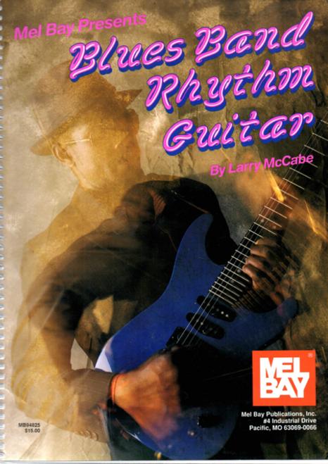 Blues Band Rhythm Guitar