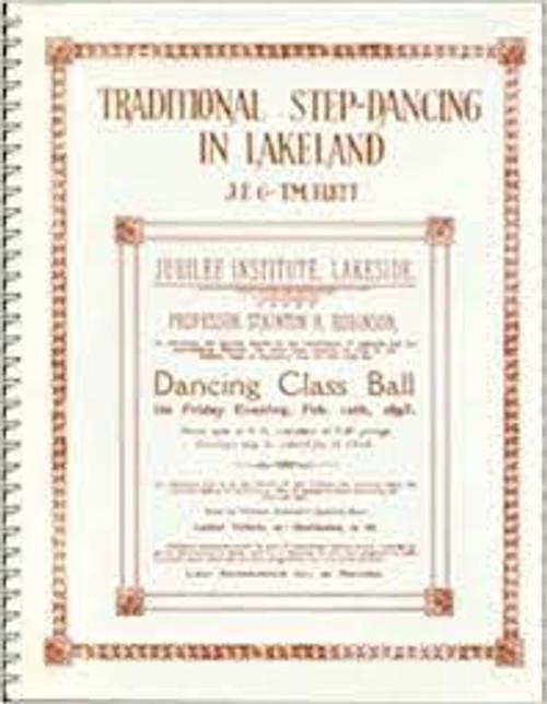 Trad step dancing