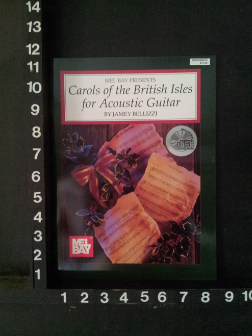 Carols of the British Isles for Acoustic Guitar
