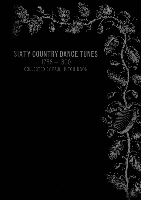 Sixty Country Dance Tunes