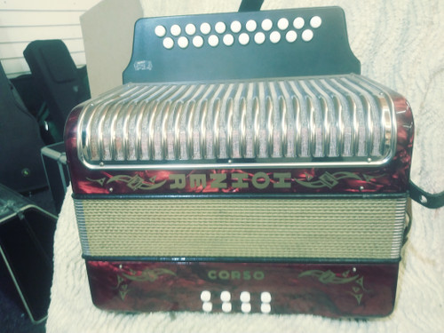 Hohner Double Ray DeLuxe B/ C