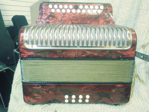 Hohner Double Ray DeLuxe B/ C1