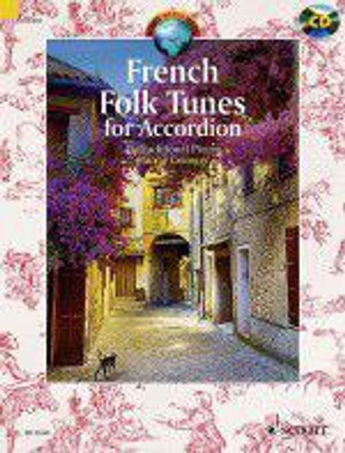 French Folk Tunes for Accordion is a collection of arrangements for solo accordion, of traditional tunes including a range of styles such as Polkas, Waltzes, Bourrées and more.  Experienced accordionist Murray Grainger provides notes on all of the styles, as well as general advice on interpretation and performance. The volume is accompanied by a CD with a recording of all tunes performed by Murray. German and French translations of all texts are available as pdf downloads from the Schott Music website. Suitable for players of grades 3-8.