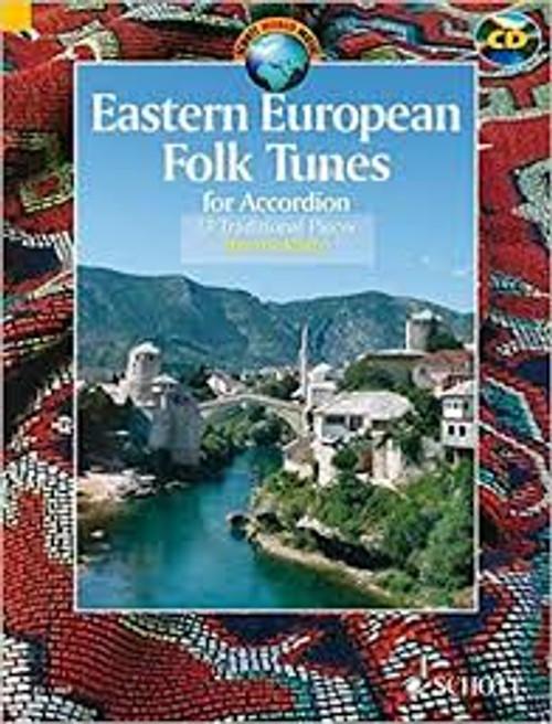Eastern European Folk Tunes for Accordion