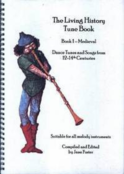 Living  History Tune Book Medieval Vol. 1