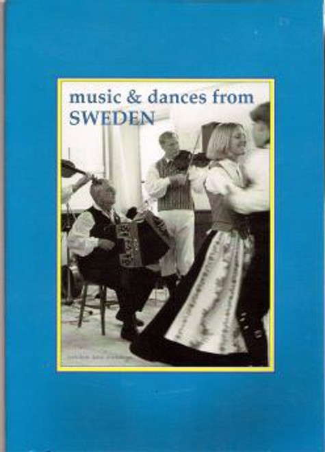 Music and Dances of Sweden CD Ed