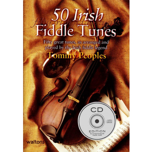 50 Irish Fiddle Tunes CD Edition