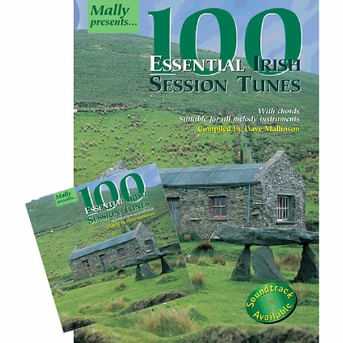 100 Essential Irish Session Tunes with CD