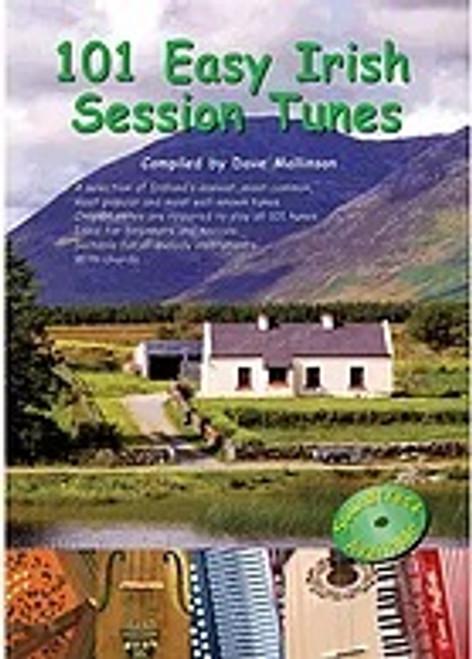 101 Easy Irish Session Tunes Dave Mallinson