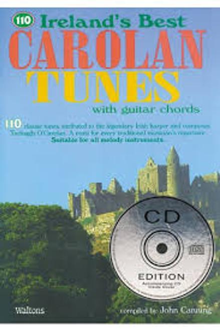 110 Ireland's Best Carolan Tunes CD Edition