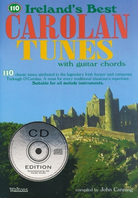 110 Ireland's Best Fiddle Tunes CD Edition