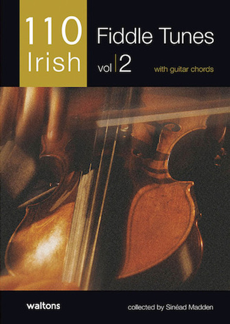110 Irish Fiddle Tunes Vol. 2