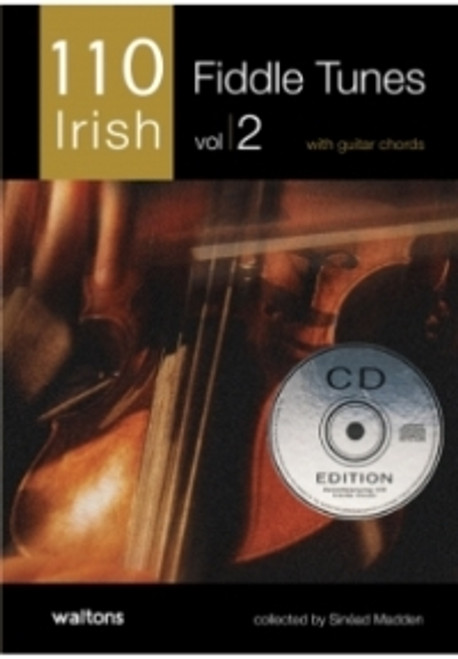 110 Irish Fiddle Tunes Vol. 2 CD Edition
