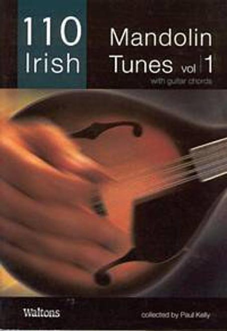 110 Irish Mandolin Tunes Vol. 1