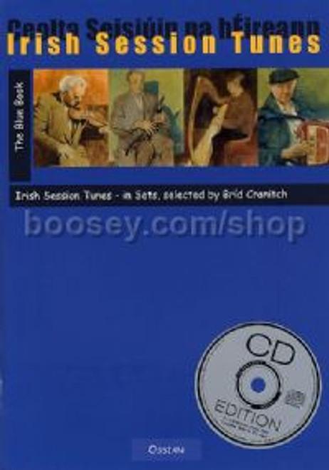 Irish Session Tunes: The Blue Book (CD Edition)