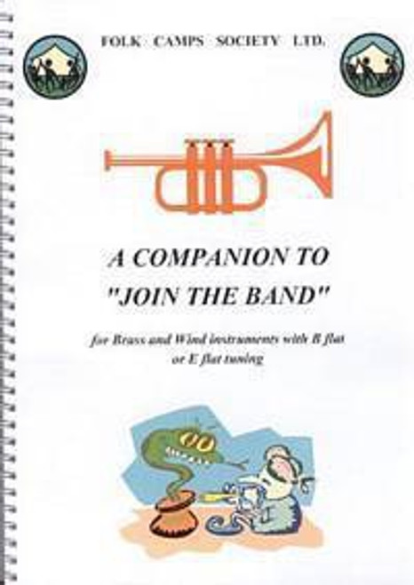 Companion to Join the Band (transcribed for Eb/Bb instruments)
