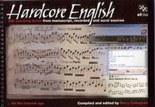 Hardcore English Book & CD