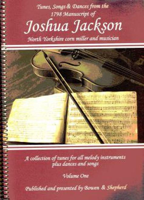 Joshua Jackson Book 1