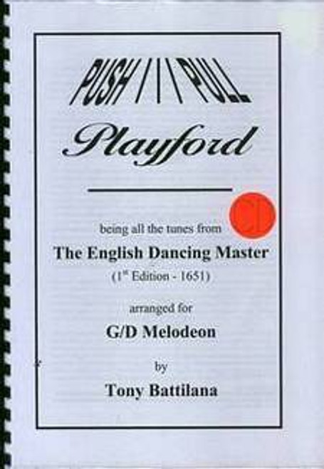 Push-Pull Playford with CD Tony Battilana