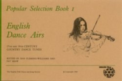 Popular Selection of English Dance Airs 1