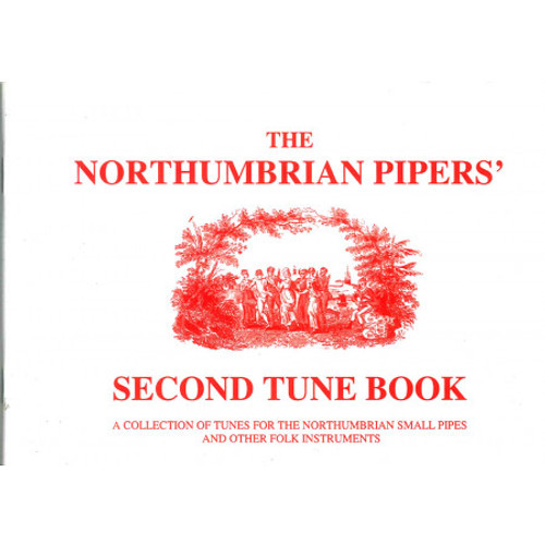 The Northumbrian Pipers Second Tune Book