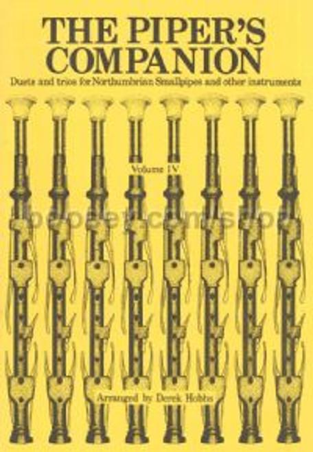 The Pipers Companion Vol. 4