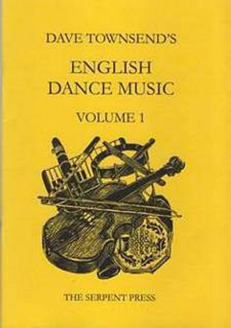 Townsnds English Country Dance Tunes Vol 1