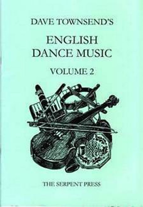 Townsnds English Country Dance Tunes Vol 2