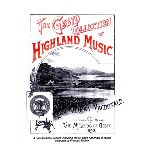 The Gesto Collection of Highland Music