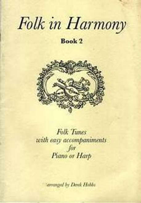 Folk in Harmony Book 2