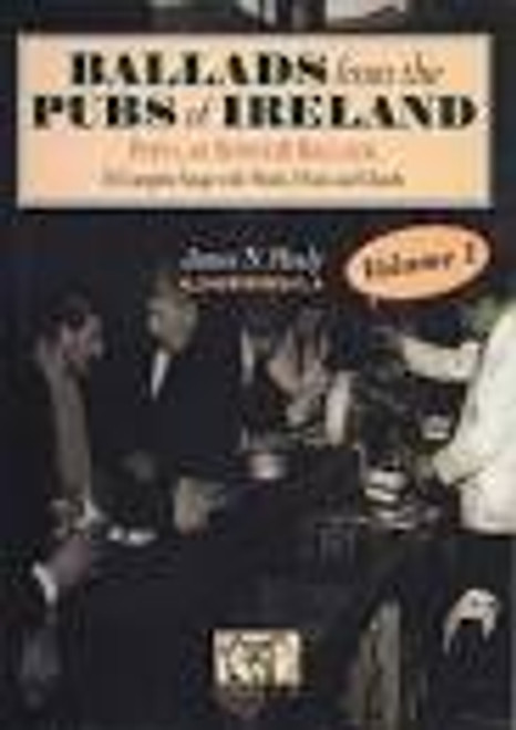 Ballads from the Pubs of Ireland Vol. 1
