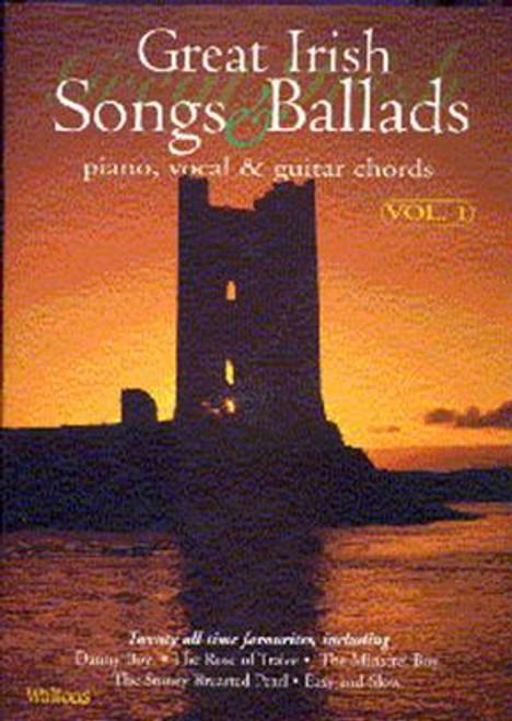 Great Irish Songs and Ballads Vol. 1