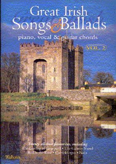Great Irish Songs and Ballads Vol. 2