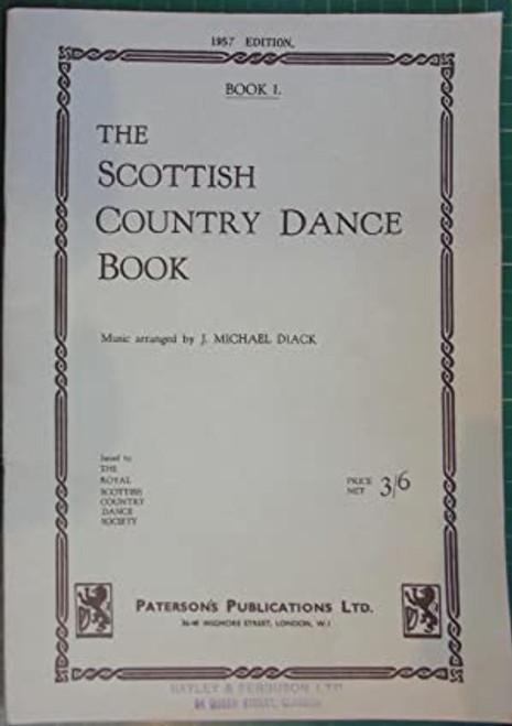Scottish Country  Dance Book