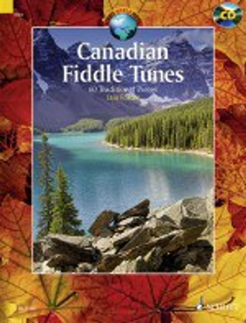Canadian Fiddle Tunes for Accordion
