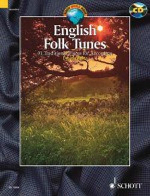 English Folk Tunes for Accordion