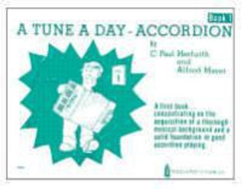 A Tune A Day For Accordion Book 1