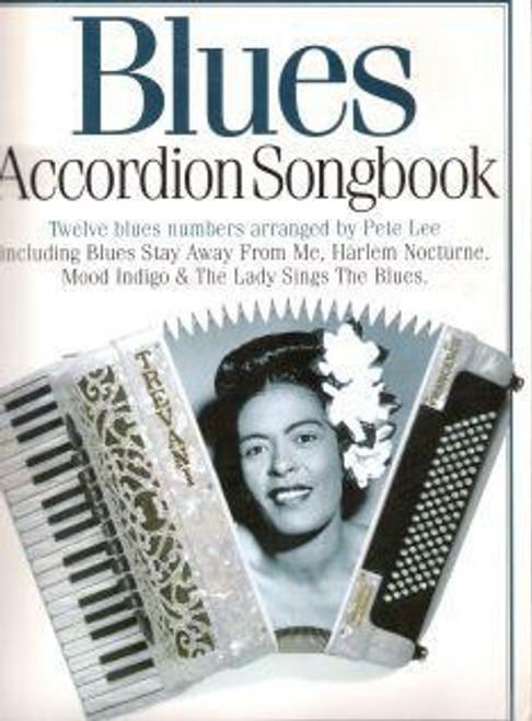 Accordion Songbook Blues