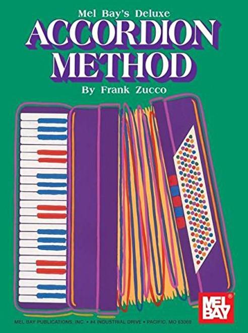 Mel Bay's Deluxe Accordion Method
