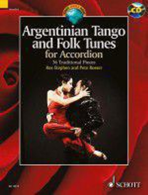 Argentinianand Tango and Folk Tunes for Accordion