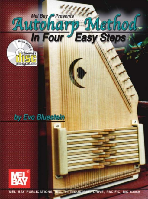 Autoharp Method - In Four Easy Steps CD Edition