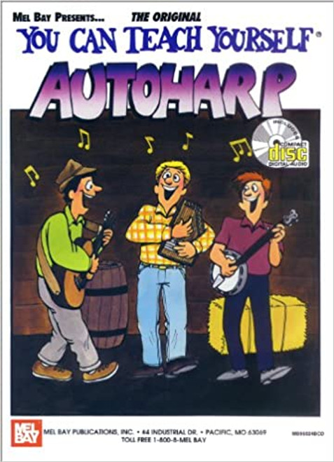You Can Teach Yourself Autoharp CD Edition